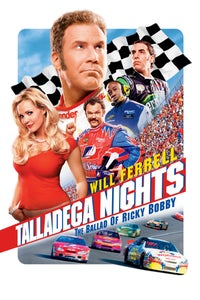 Talladega Nights: The Ballad of Ricky Bobby as Lucy Bobby