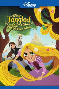 Tangled Before Ever After as Big Nose
