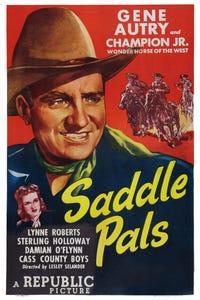 Saddle Pals as Jailer
