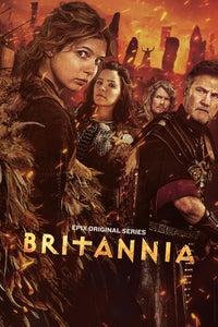 Britannia as Queen Antedia
