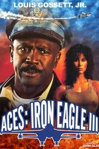 Aces: Iron Eagle III as Kleiss