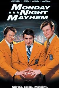Monday Night Mayhem as Emmy Cosell