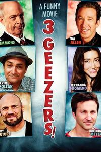 3 Geezers! as Tim