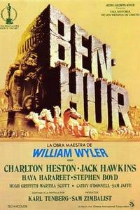 Ben-Hur as Quintus Arrius
