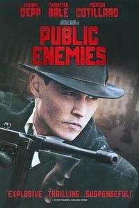 Public Enemies as Charles Winstead