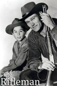The Rifleman as Lucas McCain