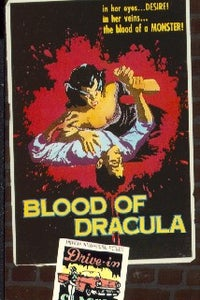 Blood of Dracula as Nora