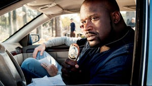 Exclusive Southland First Look: Shaq Is on the Beat!