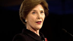 Laura Bush Asks to Be Removed from Pro-Gay Marriage Ad