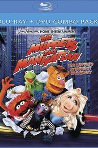 The Muppets Take Manhattan as Train Conductor