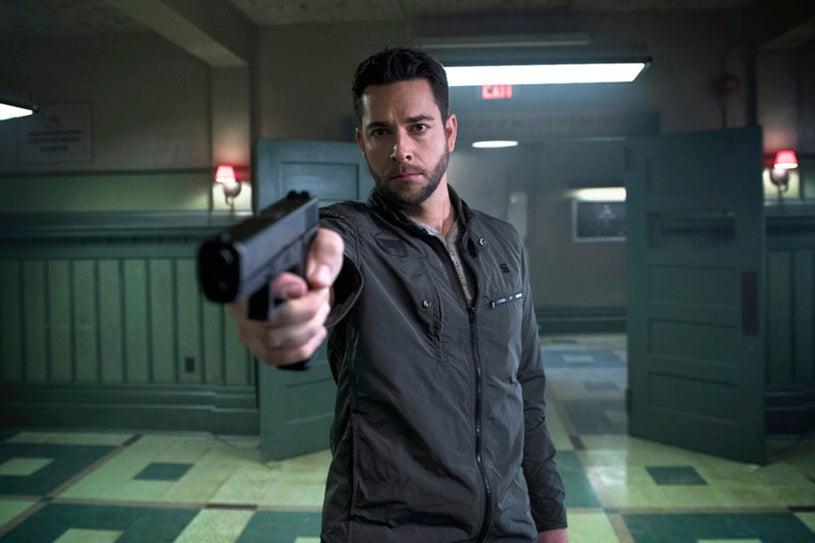 Heroes Reborn - Season 1 - Episode 101 - Zachary Levi