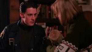 Twin Peaks, Season 1 Episode 6 image