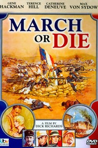 March or Die as Simone Piccard