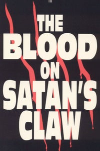 Blood on Satan's Claw as Cathy
