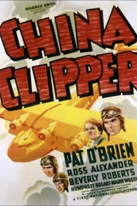 China Clipper as Plane Announcer at Miami Airport