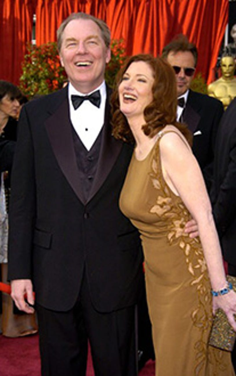 Michael McKean and Annette O'Toole - The 76th Annual Academy Awards, February 29, 2004
