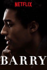 Barry as Professor Gray