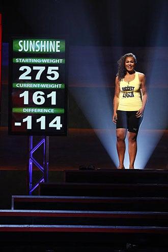 The Biggest Loser - Season 9 - Sunshine Hampton