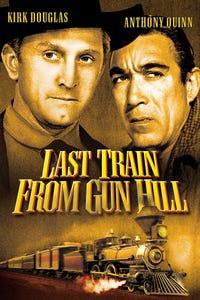 Last Train from Gun Hill as Marshal Matt Morgan