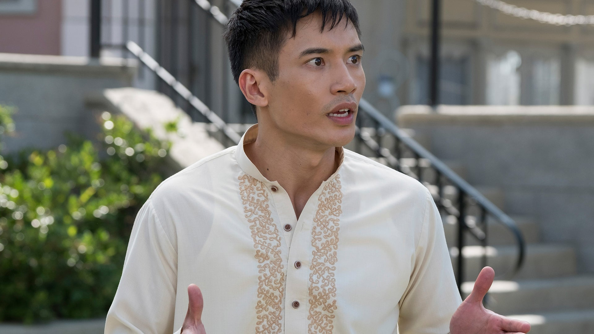 Manny Jacinto; The Good Place