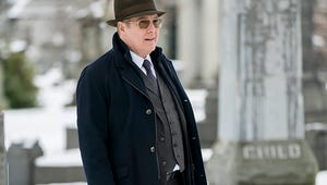 The Blacklist: Red Confronts His Other Daughter