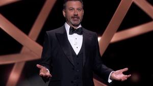 Jimmy Kimmel's Emmys Opening Monologue Made Us Sad