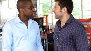 Psych's Dulé Hill on Gus' New Love: He Can't Crash and Burn All the Time