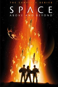 Space: Above and Beyond as Burke