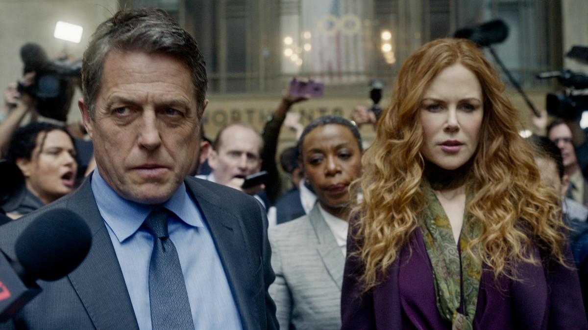 Hugh Grant, Nicole Kidman, The Undoing