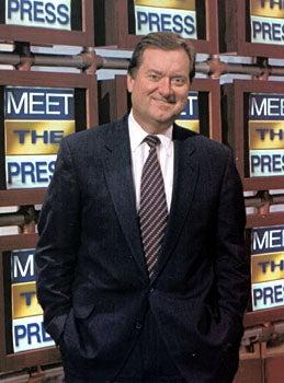 Meet the Press - Tim Russert