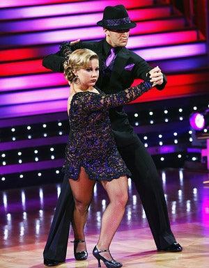 Dancing With The Stars - Season 8 - Shawn Johnson and Mark Ballas