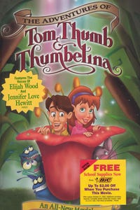 The Adventures of Tom Thumb and Thumbelina as Albertine