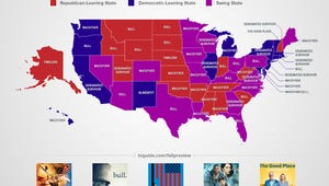 TV Battleground: Can MacGyver Fix The Gap Between Red And Blue States?