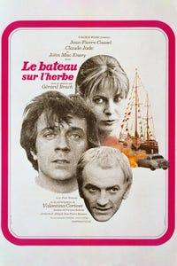 Le Bateau Sur L'herbe as Christine