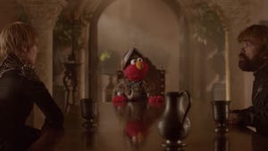 Elmo Ends the Lannister Family Feud in This Sesame Street and Game of Thrones Crossover