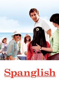 Spanglish as John Clasky