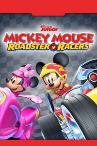 Mickey Mouse Roadster Racers as Mr. McSnorter