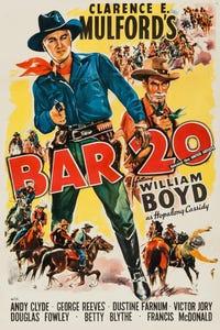 Bar 20 as Mark Jackson