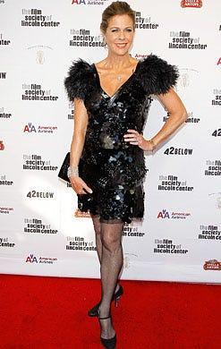 Rita Wilson - The Film Society of Lincoln Center's 36th Gala in New York City, April 27, 2009