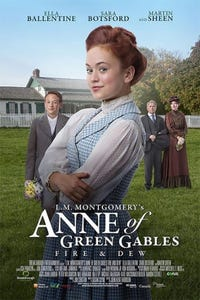 Anne of Green Gables: Fire and Dew as Marilla Cuthbert