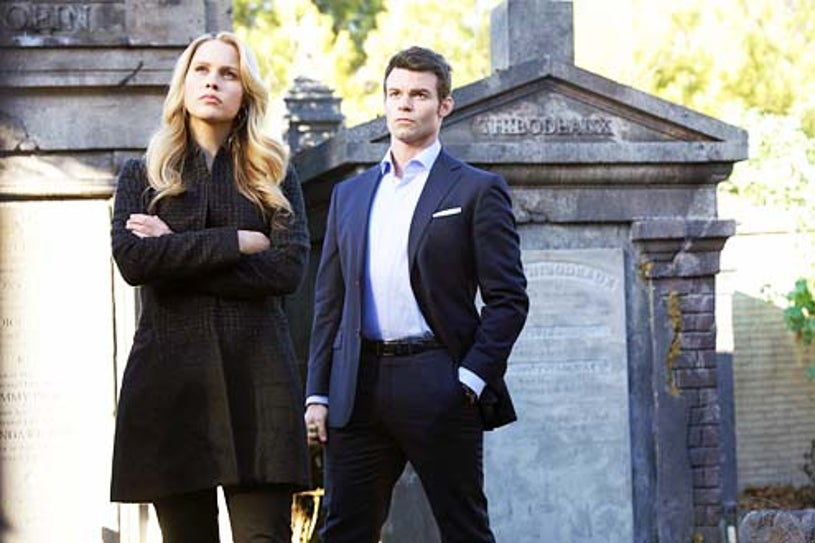 """The Originals - Season 1 - """"Farewell to Storyville"""" - Claire Holt and Daniel Gilles"""