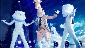 It's 9021-Over for The Masked Singer's Giraffe
