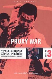 The Yakuza Papers: Proxy War as Shozo Hirono