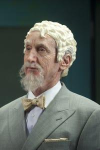 Larry Cedar as Cornelius Hawthorne