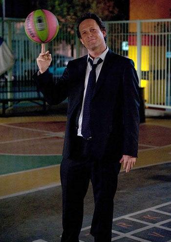 "Up All Night - Season 1 - ""Preschool Audition"" - Dean Winters as Casey Brinkley"