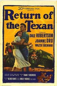 Return of the Texan as Grandpa Firth Crockett