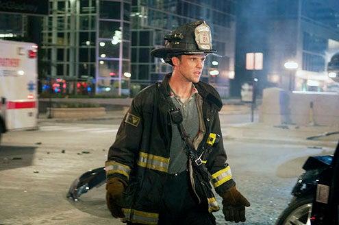 "Chicago Fire - Season 1 - ""Professional Courtesy"" - Jesse Spencer"