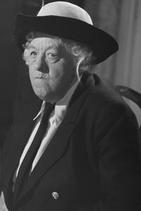 Margaret Rutherford as Mistress Quickly