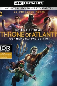 Justice League: Throne of Atlantis as Black Manta