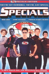 The Specials as Doug/Alien Orphan